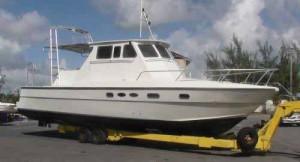 45 Dive Boat